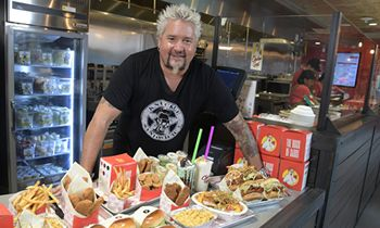 Celebrity Chef Guy Fieri to Bring Flavortown to Locations Across Tennessee