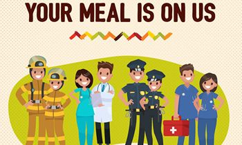 Pollo Campero Offers Free Meals To First Responders, Medical Personnel In March