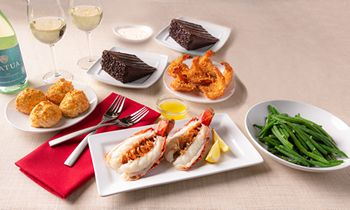 Red Lobster Introduces Date Night Deals Plus Virtual Backgrounds And A Customized Playlist To Set The Mood For A Romantic Night In
