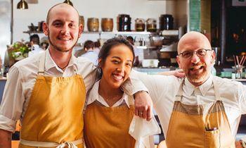 AT&T Donates $7,500 to CRA Foundation's Restaurants Care Program