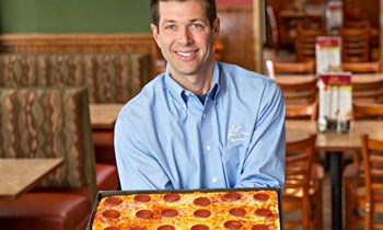 Six Questions with Ledo Pizza President and Chief Operating Officer Jamie Beall