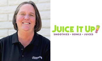 Juice It Up! Elevates Susan Taylor to President  & CEO
