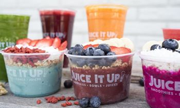 Juice It Up! Opens Second Rialto Location