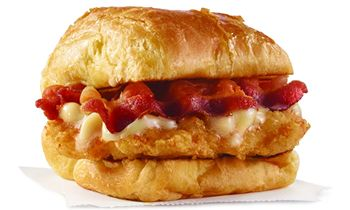 Wendy's is Giving Out FREE Maple Bacon Chicken Croissant Sandwiches via Mobile App Orders