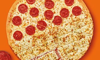Little Caesars Unveils Slices-N-Stix: An Unexpected Combination In One Amazing Pie