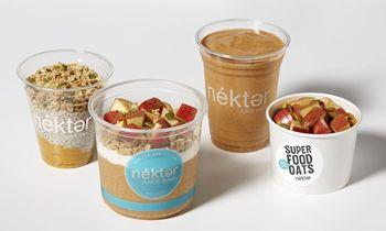 Nektér Juice Bar Turns Pumpkin Spice into a Healthy Obsession