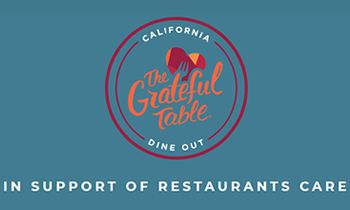 Restaurants Care to Organize Inaugural 'the Grateful Table Dine Out' This November