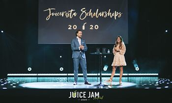 Clean Juice Celebrates Accomplishments, Awards Scholarships, and Shares Path Forward During Annual Juice Jam Event