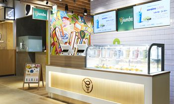 Jamba Signs Deal to Open 50 Units in Japan