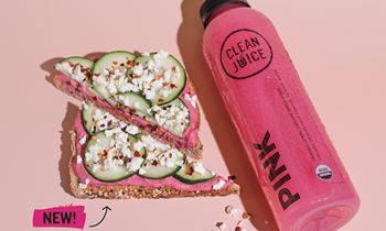 """Clean Juice Fights Breast Cancer With """"Beet Cancer"""" Campaign Benefitting the American Cancer Society"""