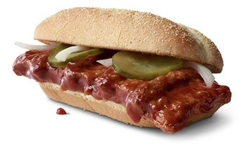 The Wait is Over – McDonald's Takes McRib Season Nationwide in 2020