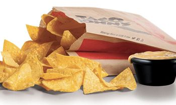 Celebrate National Nacho Day with a bigger. bolder. better. Offer at Taco John's