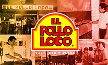 El Pollo Loco Celebrates 40th Anniversary with Throwback to Original Logo
