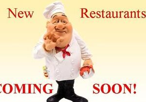 New Restaurants Starting to Open Again!