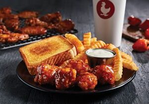 South Meets East With New General Tso's Boneless Wings Meal at Zaxby's
