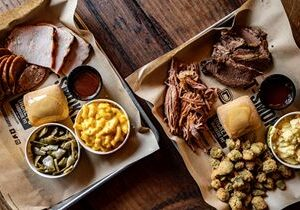 Celebrate Your Smokin' Love with a Meal for Two at Dickey's Barbecue Pit