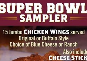 Crave Hot Dogs and BBQ Releases Super Bowl Platter