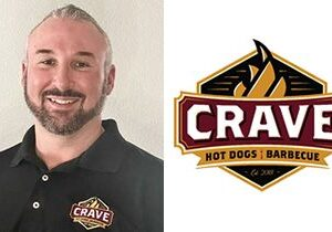 Crave Hot Dogs and BBQ Welcomes Jeremy Shoemaker