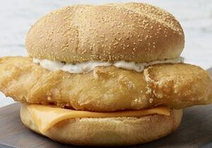 Roy Rogers Lands Big Fish Flavor With New Beer-Battered Cod Sandwich