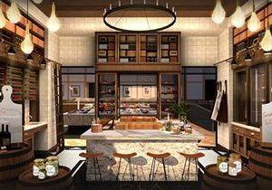 Storytelling in Restaurant Design is One Pillar Of Brand's Success