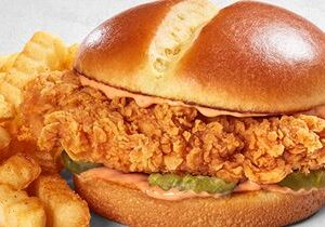 Zaxby's Signature Sandwich Goes National