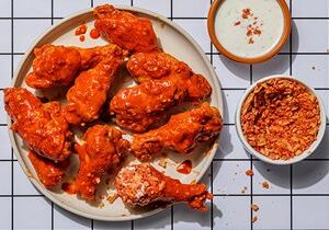 Jolene's Wings & Beer Turns Up the Heat With New Limited Time Offering – Fiery Takis Wings