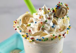 "BurgerFi Offers a Sweet ""Blast from the Past"" with a Limited Dunkaroos Shake"