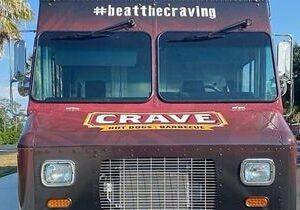 Crave Hot Dogs & BBQ Rolls into Atlanta!