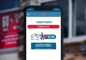 Domino's Rolls Out Carside Delivery 2-Minute Guarantee