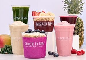 Juice It Up! Tramples Sales Records With Exceptional First Half of 2021