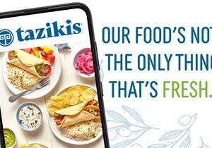Taziki's Mediterranean Café Unveils New App and Online Ordering Platform Enhancing the Guest Experience