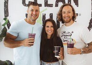 Tim Tebow Signs With Clean Juice as National Brand Ambassador