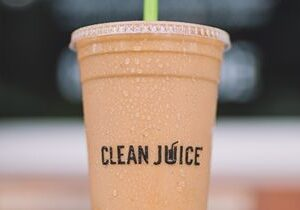 Clean Juice Gives Guests Pumpkin to Talk About