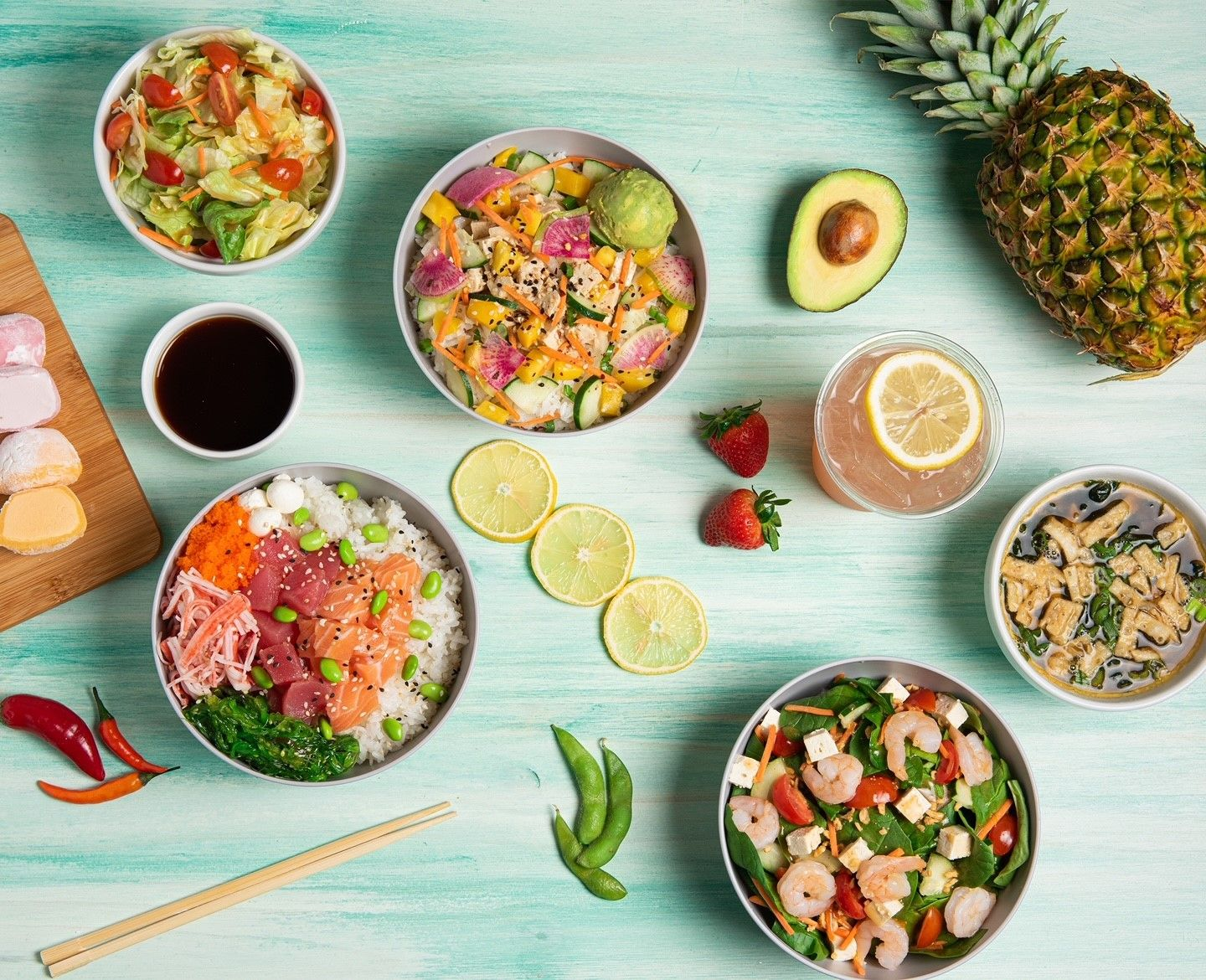 Kona Poké Announces Third Restaurant In Apopka, Florida Opening Late 2021 And Future Locations Statewide