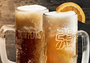 Stay Refreshed This August During Twin Peaks' Brew Days