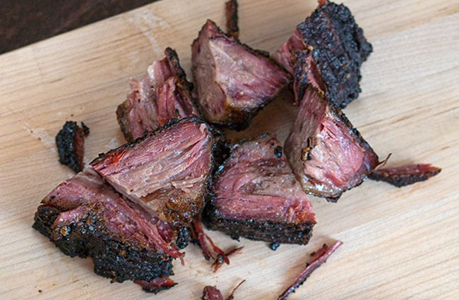 Barbecue at Home by Dickey's Brisket Burnt Ends
