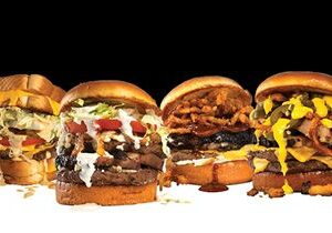 Big Deal Burger Unveils Composed Sandwiches and New Combos