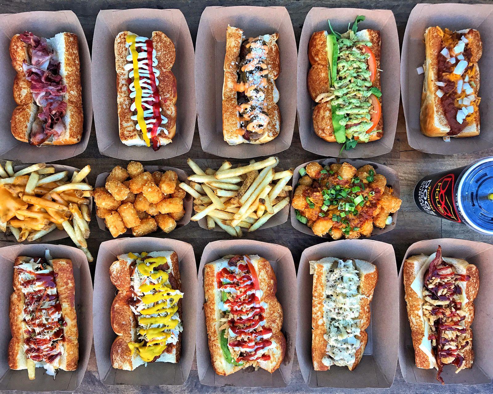 Dog Haus Celebrates Grand Opening of Second Houston Restaurant