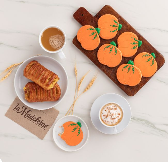 Enjoy the Flavors of Fall with New Seasonal Menu Items at la Madeleine