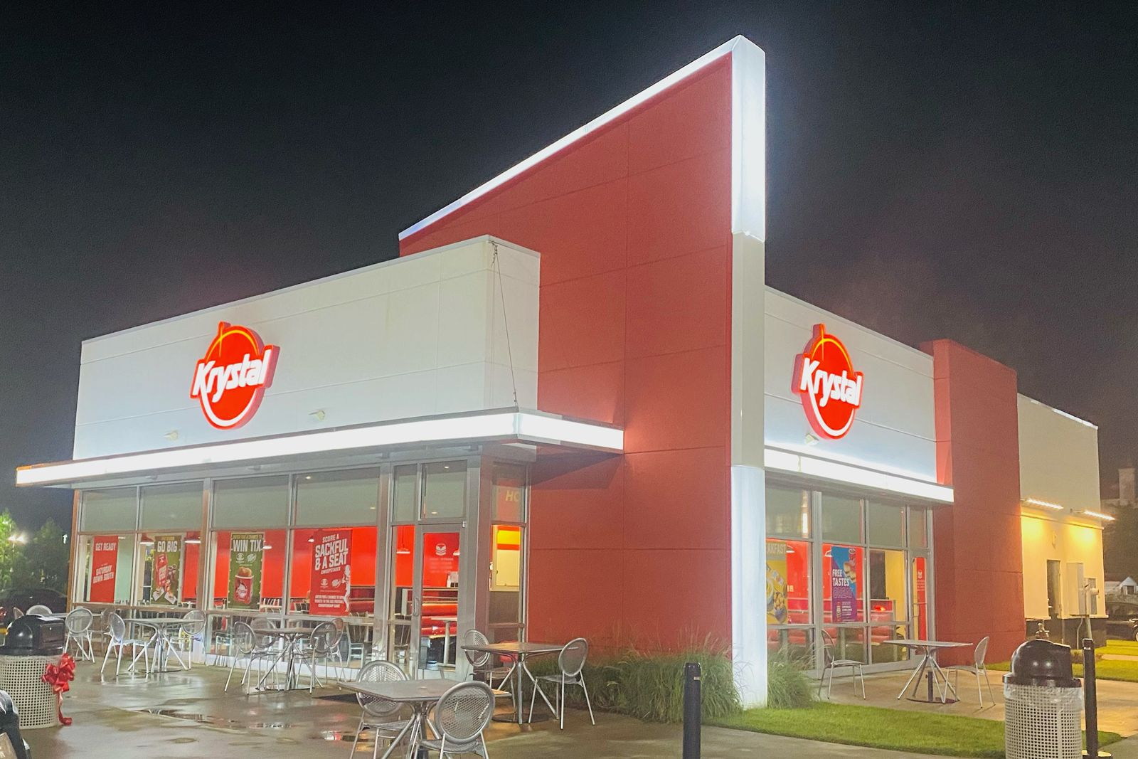 Krystal's New Franchisee To Open First New Restaurant in 15 Years, Coming Soon to Dublin
