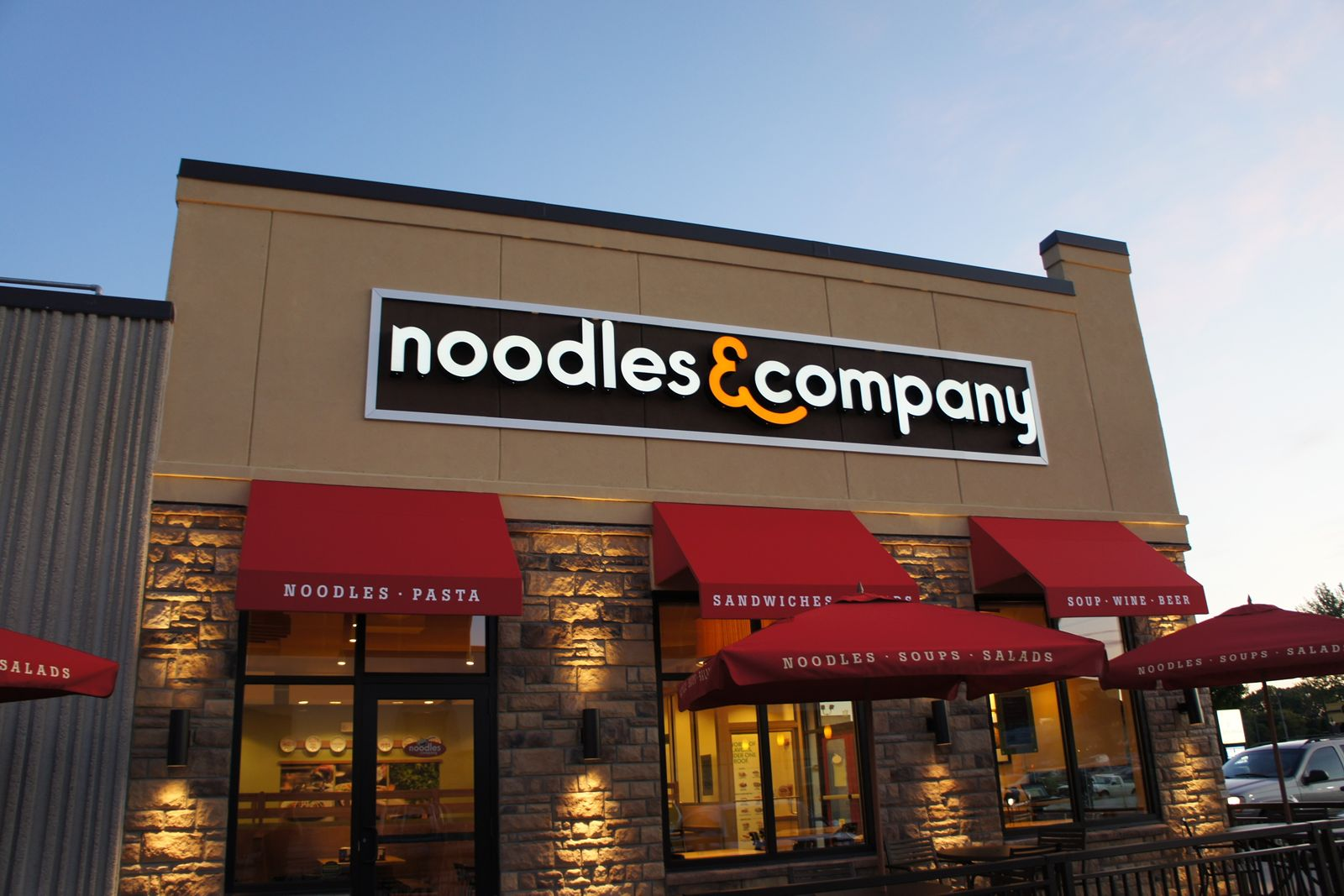 Noodles & Company Tests Second Ghost Kitchen in San Jose
