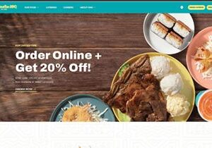 Ono Hawaiian BBQ Launches New Website Offering Upgraded Experience