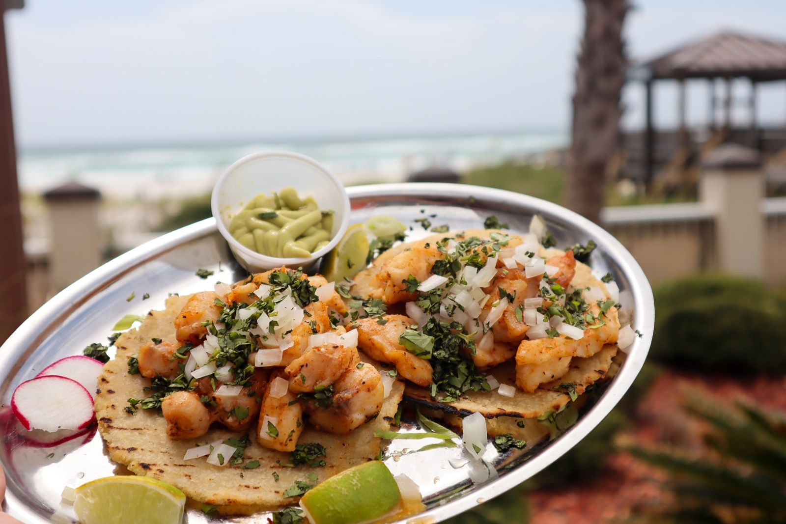 Pensacola Beach's Sal de Mar Restaurant is Shaking Up the Typical Hotel Bar Scene with Whimsical Cocktails and Authentic Spanish Fare