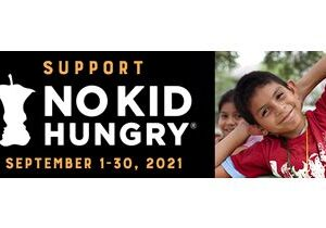 SPB Hospitality Partners with No Kid Hungry to Help End Child Hunger