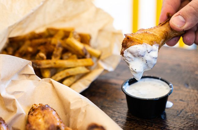 Wing Boss Opens First Standalone Restaurant in Addison