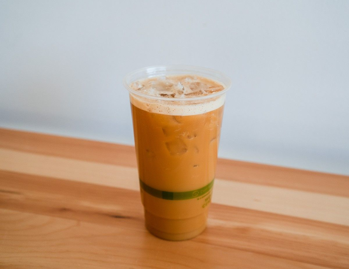 Wow Wow Hawaiian Lemonade Pumpkin Spice Cold Brew