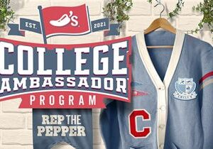 Coming to a Campus Near You: Chili's Launches Its First College Ambassador Program