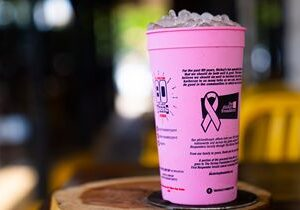 Dickey's Barbecue Pit Brings Back Pink Big Yellow Cup to Support Breast Cancer Awareness