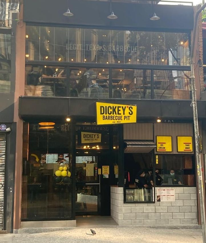 Dickey's Shows Continued International Growth and Notable Q3 Performance