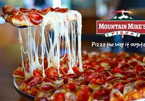 Mountain Mike's Pizza Proudly Opens First Napa Location